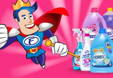 il mondo di fiorillo detergenza