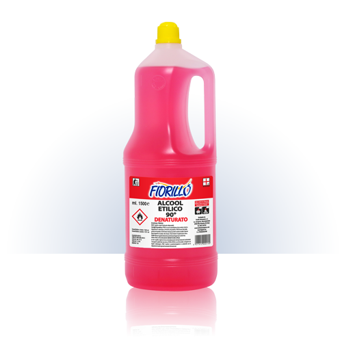 Fiorillo alcool etilico denaturato 1500ml