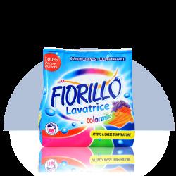 Fiorillo Colormix detersivo lavatrice polvere in sacchetto da 18 lavaggi