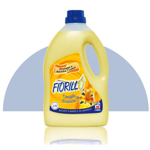 fiorillo lavatrice vaniglia 2500 ml