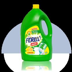 fiorillo detersivo per piatti al limone da 4 litri