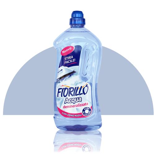 Fiorillo Acqua Demineralizzata 1850 ml