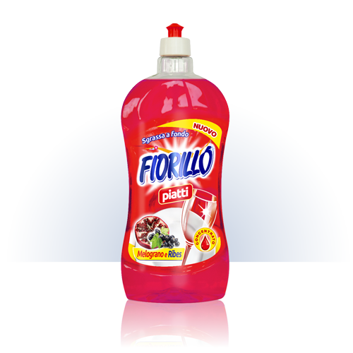 fiorillo Dishwashing Pomegranate Ribes 1lt